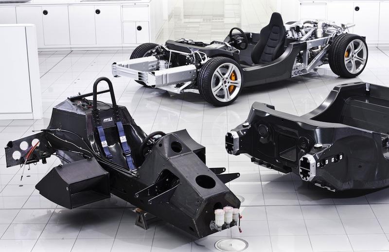 Модели автомобильной конструкции из ПКМ